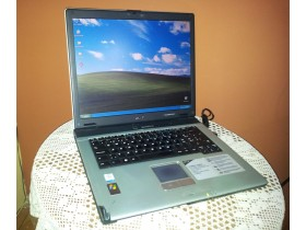 Laptop Acer TravelMate 2350, 1.3GHz, 512MB, 60GB, 15
