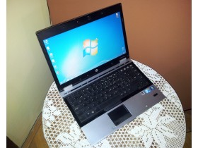 Laptop HP EliteBook 8440p, I5 2.53GHz, 8GB, 500GB, 14
