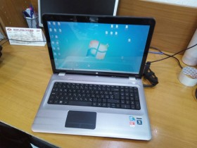 Laptop HP Pavilion DV7  Intel Core i7 720Q