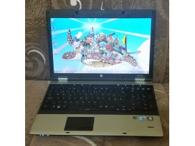 "Laptop HP ProBook 6540p, 15.6"", Intel i5 2.40 GHz,"
