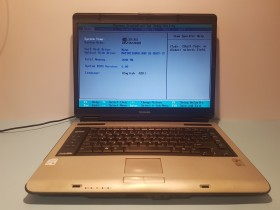 Laptop Toshiba Satellite A100