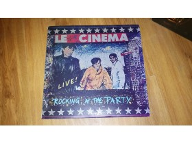 Le Cinema- Rocking At The Party- 1989. god.- Punk