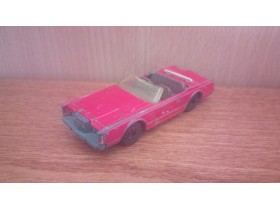 Lincoln continental (matchbox)