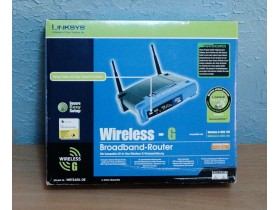 Linksys WRT54 **DD-WRT** - AP/Client/Repeater
