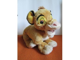 Lion King original Disney plisana igracka
