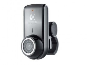 Logitech B905 2MP C-Zeiss Portable Webcam USB