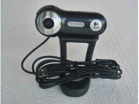 Logitech QuickCam Fusion Webcam