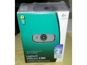 Logitech Webcam c100