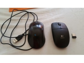 Logitech Wireless Optical Desktop MK250 Mouse + poklon