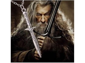 Lord Of The Rings ogrlica mac Gandalf