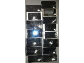 Lot 15 samsung telefona s5 s6 a3 a5 note 4