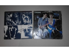Lot 2 LP- The rolling stones i Scorpions