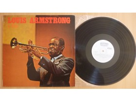 Louis Armstrong - U Zivo LP JAZZ