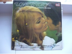 Love Story - Romantic Melodies