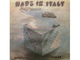 MADE IN ITALY - Various Artists