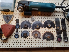 MAKITA TM3010CX6J multifunkcijski alat