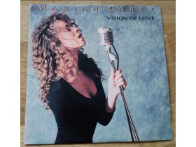 MARIAH CAREY  -VISION OF LOVE