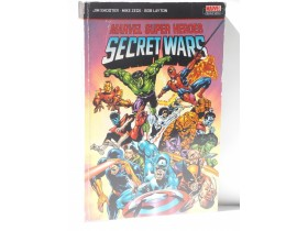 MARVEL SUPER HEROES SECRET WARS 12 EPIZODA