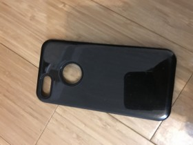 MASKA ZA IPHONE 7 *** BLACK GLOSS***