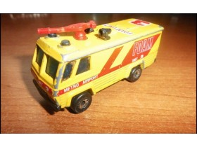 MATCHBOX - COMMAND VEHICLE @1980 BY LESNEY