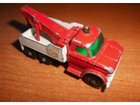 MATCHBOX - FORD HEAVY WRECK TRUCK - BY LESNEY @1968