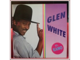 MAXI SINGLE Glen White (ex.Kano) - Number One