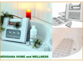 MEDISANA Home and Wellness masaza,aromaterapija NOV !