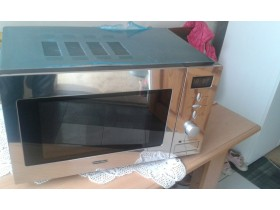 MICROWAVE OVEN FUEGO ESPANA DESIGNED IN BARCELONA
