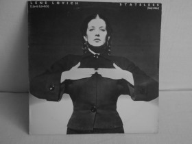 MINT OMOT I LP!REMEK DELO NEW WAVEa!PRVI LP LENE LOVICH