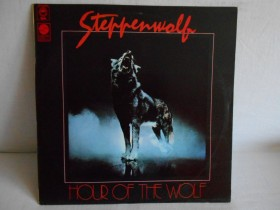 MINT OMOT I LP!RETKO!KULTNA ROCK GRUPA STEPPENWOLF!