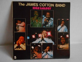 MINT OMOT I LP!VRHUNSKI BLUES!HARMONIKAŠ JAMES COTTON!