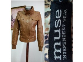 MUSE INDEPENDENT WEAR Faux Leather S/M kao NOVO