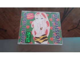 Magic Vision- Here Comes The Hotstepper  ORIGINAL CDs