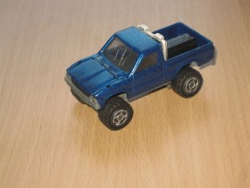 Majorette 4x4 Toyota Pick-Up