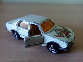 Majorette - BMW 733 - Made in France