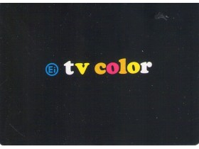 Mali kalendar  Ei  Niš  TV color  1983