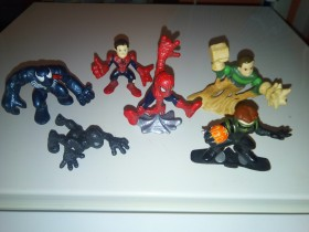 Marvel lot mini figura