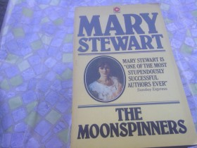 Mary Stewart - THE MOONSPINNERS