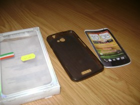 Maska za HTC One X S720E