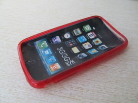 Maska za IPHONE 3G/3GS NOVO crvena