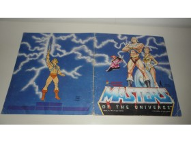 Masters Of The Universe - Odlican-Popunjen !