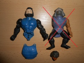 Masters Of The Universe YUGO Bootleg lot