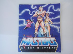 Masters Of The Universe - album za sličice