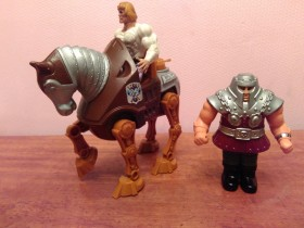 Masters of the Universe - 3 FIGURE