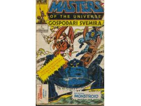 Masters of the Universe - Gospodari svemira 5 1989