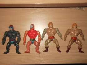 Masters of the universe india lot