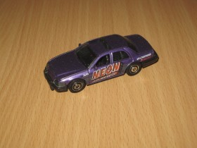 Matchbox Ford Crown Victoria