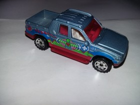 Matchbox Ford Explorer Sport Trac Hero City