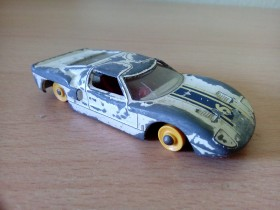 Matchbox - Ford GT by Lesney