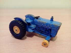 Matchbox - Ford Tractor No.39